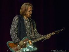 Tom Petty performing with Tom Petty and the Heartbreakers at Bonnaroo Music Festival in Manchester, Tennessee on June 16, 2013 - Thomas Earl Petty - © 2013 David Oppenheimer - Performance Impressions Concert Photography Archives - www.performanceimpressions.com
