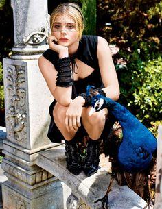Chloe Moretz – Teen Vogue Magazine October 2014 Photoshoot