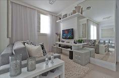Apartamentos pequenos decorados 7