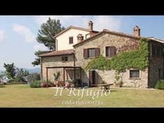 ▶ Restored farmhouse with pool for sale on Lake Trasimeno in Umbria cpge001753 - YouTube