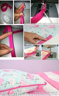 Sewing Techniques Techniques Couture Sewing Hacks Sewing Tools Sewing Projects Love Sewing Baby Sewing Sewing For Kids Sewing Piping Diy Sewing Projects, Sewing Tools, Sewing Hacks, Sewing Tutorials, Sewing Crafts, Sewing Patterns, Diy Crafts, Love Sewing, Sewing For Kids