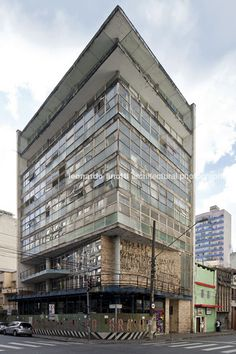 IAB-SP, Architect Rino Levi,São Paulo- sp, Brazil