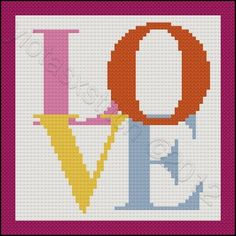 love cross stitch kits