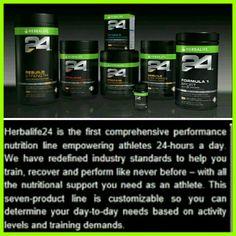 Herbalife 24, get fit!