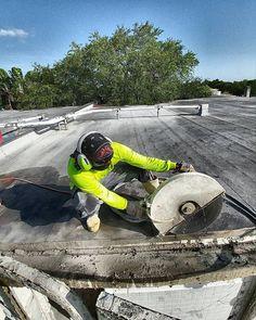#pro  #saturdaywork #concretecutting #generalcontractor #construction #concreteconnection #miami #cutlerridge #southmiami #constructionsite #constructionlife
