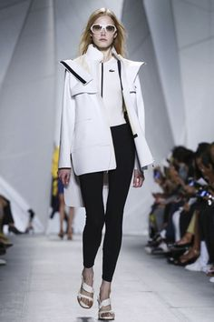 Lacoste Ready To Wear Spring Summer 2015 New York - NOWFASHION