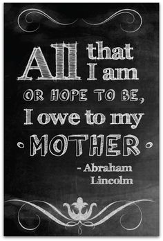 #mothers day