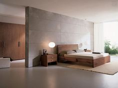 Minimalist bedroom, http://www.onekindesign.com/2013/08/09/45-fabulous-minimalist-bedroom-design-ideas/