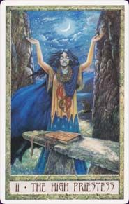 Druidcraft ~ High Priestess. Attachment to nature is absolutely necessary it seems to me to maintain a perspective on what is real and illusion, to see the connectedness of past and future and our role in the present... Always with sky and sea in our mind's eye...
