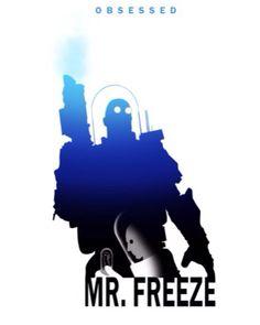 Me. Freeze by Steve Garcia