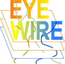 EyeWire is an online, Citizen science, human-based computation game about tracing neurons in the retina. The game is a project developed by MIT and the Max Planck Institute for Medical Research, led by Dr. Sebastian Seung and is part of a larger effort called WiredDifferently, whose goal is to show that the uniqueness of a person lies in the pattern of connections between their neurons, or their connectome. You can play and help out! http://eyewire.org/