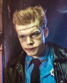 "valeska-king: ""Very sexy official photo from @cameronmonaghan on instagram"""