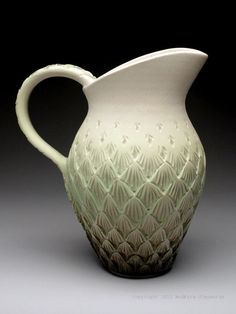Pottery by Dow Redcorn. An amazingly talented artist!