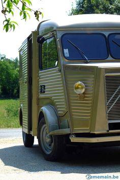 Citroen H Van, Cool Cars, Automobile, Vehicles, Food Trucks, Trailers, Tube, Journey, Vans