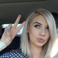 amanda steele blonde hair - Google Search More