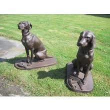 Cast iron :: Animals :: Dog -