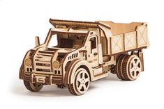Wood Trick American TRUCK Jeep Mechanical Models Wooden Puzzles DIY Toy Assembly Gears Constructor Kits for Kids, Teens and Adults 3d Puzzles, Wooden Puzzles, Wooden Model Kits, Creative Thinking Skills, Making Wooden Toys, Laser Cut Wood, Laser Cutting, Kits For Kids, Wood Pieces
