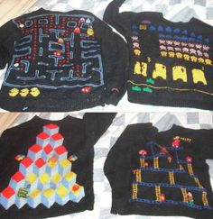 Weekend Diversion: Top 5 Great Christmas Sweaters (Synopsis) – Starts With A Bang