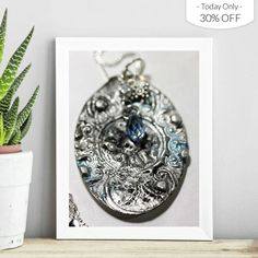 Today Only! 30% OFF this item.  Follow us on Pinterest to be the first to see our exciting Daily Deals. Today's Product: Bohemian Style Solder Stamped Spoon Pendant #4 Buy now: https://small.bz/AAh4ONy #etsy #etsyseller #etsyshop #etsylove #etsyfinds #etsygifts #musthave #loveit #instacool #shop #shopping #onlineshopping #instashop #instagood #instafollow #photooftheday #picoftheday #love #OTstores #smallbiz #sale #dailydeal #dealoftheday #todayonly #instadaily #instadaily #todayonly…