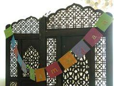 Beautiful Muslimah: Cute Ramadaan *Or* Eid Decorating Ideas