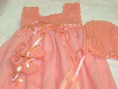 Faldellines Para Bebes Tejidos En Crochet Y Tela