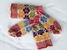 Ravelry: nikiboko's Early March Flowers