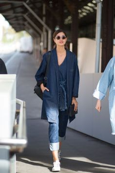 Get your outfit inspiration from the best dressed at Australian Fashion Week: