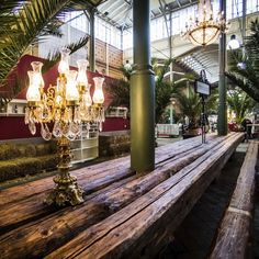 Arminiushalle in Berlin Moabit - Whether for your wedding, your event, or just to eat an organic burger at Burgerlich, the Arminiushalle in the heart of the Moabit has everything your heart desires!
