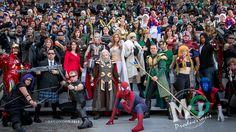 DragonCon 2014 Spidey & Friends