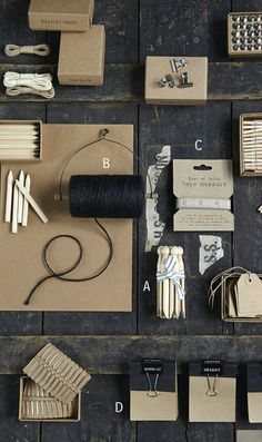 love all the bits here! Have most of them at design lab!