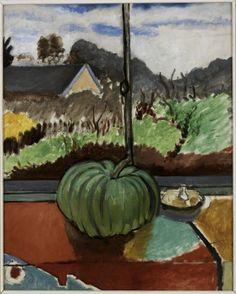 The Green Pumpkin – Objects - RISD MUSEUM