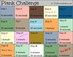 #plank challenge  #exercise