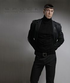 Commander Spock (Star Trek TOS) Photoshop Photomanipulation