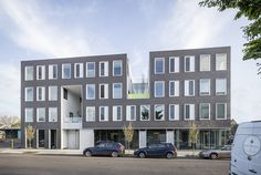 33rd & Division St. Apartments | Works Progress Architecture (W.PA) | Archinect