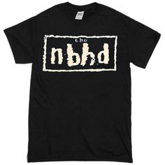 About The nbhd font T-shirt from basicteeshops.com This t-shirt is Made To Order, one by one printed so we can control the quality. We use DTG Technology