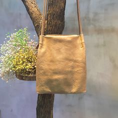 New Arrival Solid Color Genuine Leather Bag Sheepskin Bag For Woman