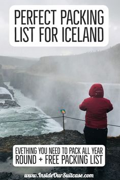 Perfect Packing List For Iceland, Travel Packing, Iceland Travel Tips, Europe Travel Tips, European Travel, Travel Advice, Travel Guides, Travel Destinations, Europe Packing, Packing List For Travel, Packing Tips