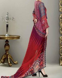 latest eid collection 2013 for women by sobia nazir Eid Collection 2013 for Women by Designer Sobia Nazir