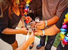 Albuquerque Hopfest beer festival in August.