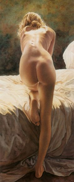 too much art - thefineartnude: Steve Hanks