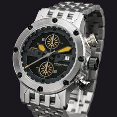 Jodan 1 Modern Watches, Deep Blue, Rolex Watches, Jordans, Stuff To Buy, Accessories, Black, Products, Wrist Watches