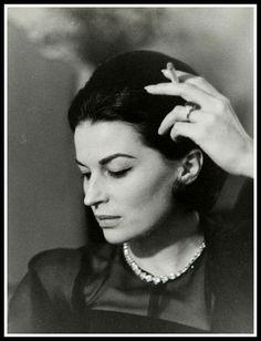 Silvana Mangano by Angelo Frontoni, c.1965