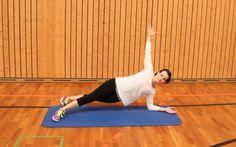 Stefanie zeigt auf ihrem Blog Fitnessliebe 100 Übungen die du kennen solltest