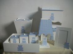 Kit higiene para bebê - Ursinho