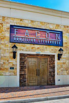 Facon Steakhouse, Houston