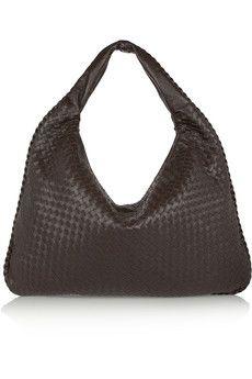 b4607e4650 Bottega Veneta - Maxi Veneta intrecciato leather shoulder bag Pret A Porter  Feminin