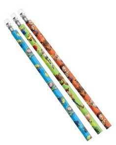 Toy Story 3 Pencil Favour Packs