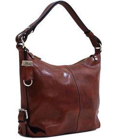 28367e8a24ffe Capri Tote Leather Handbag Shoulder Bag Italian Leather Bag – Floto  Lederhandtaschen