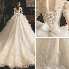 Wedding Dresses With Flowers, Best Wedding Dresses, Princess Wedding Dresses, Wedding Gowns, Red Ball Gowns, Tulle Ball Gown, Pretty Dresses, Beautiful Dresses, Classic Wedding Dress