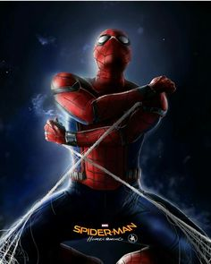 Spiderman: Homecoming movie poster